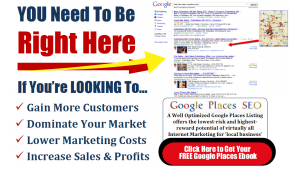 Get Your Google Places Ebook